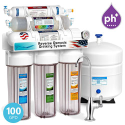 Express Water ROALK10DCG 10 Stage Reverse Osmosis System