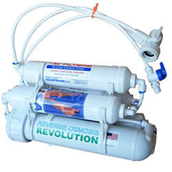 Countertop Portable 5-Stage Reverse Osmosis Water Filters