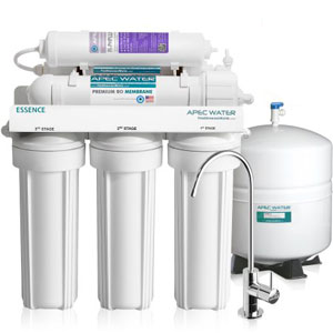 Apec Roes Ph75 6 Stage Reverse Osmosis System Review