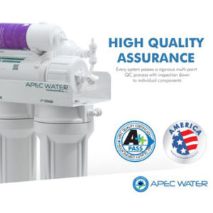 APEC ROES-PH75 6-Stage Reverse Osmosis System review