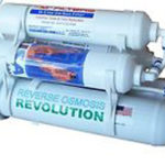 Countertop Portable Universal 5-stage Reverse Osmosis