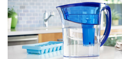 Brita Grand Water Filter Pitcher Review - BPA Free + With 1