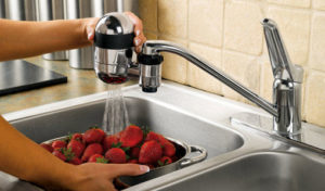 Faucet Water Filters for your home