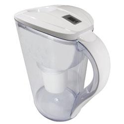Invigorated Living pH RESTORE Alkaline Water Filter Pitcher