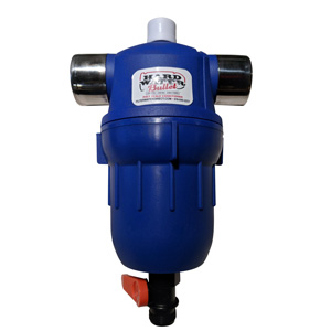 Bullet Poly Triple Action Water Softener