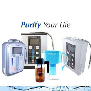 benefits of water ionizer