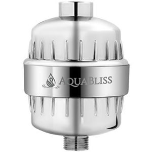 AquaBliss High Output 12-Stage Shower Filter