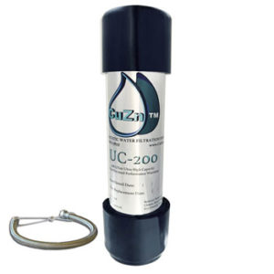 CuZn UC-200 Under Counter Water Filter