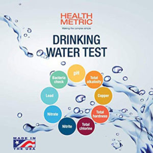 Health Metric Drinking Water Test Kit