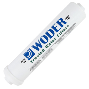 Woder Ice Machine/ RV/ Inline Refrigerator Water Filter