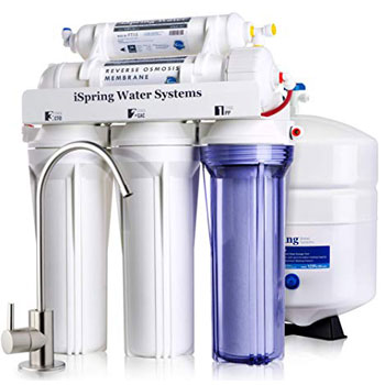 Ispring Rcc7 Wqa 5 Stage Reverse Osmosis System Review