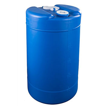 15 Gallon Emergency Water Storage Barrel