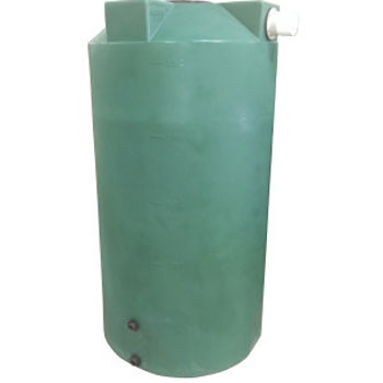 250 Gallon Rain Harvest Collection Tank, Red Brick