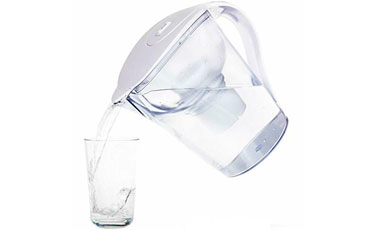 AquaBliss 10-Cup Water Filter Pitcher Featured Image