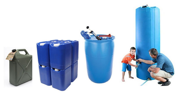 Water Storage Container Reviews