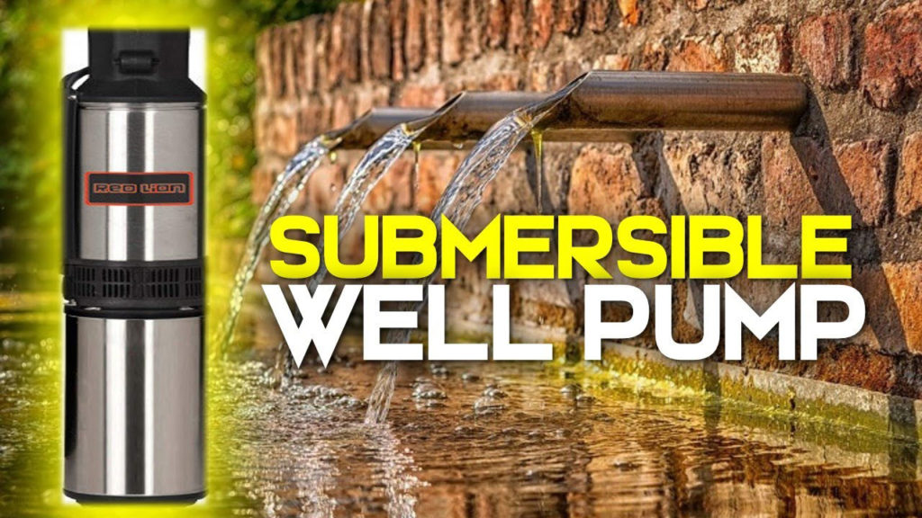 Best Submersible Well Pump