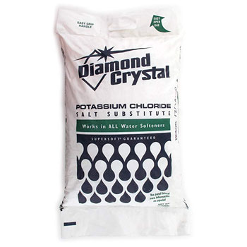 Diamond Crystal Water Softener Bag