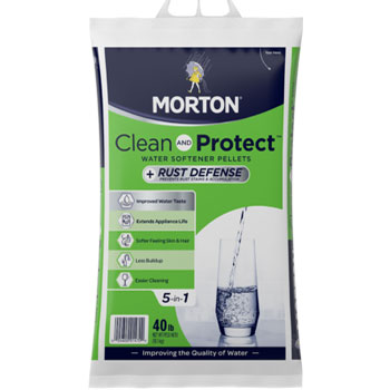 Morton Salt Morton F124700000g Water Softener Pellets
