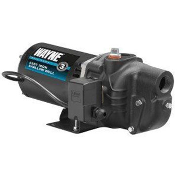 WAYNE SWS50 Cast Iron Shallow Well Jet Pump