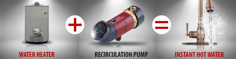 Best Hot Water Recirculating Pumps