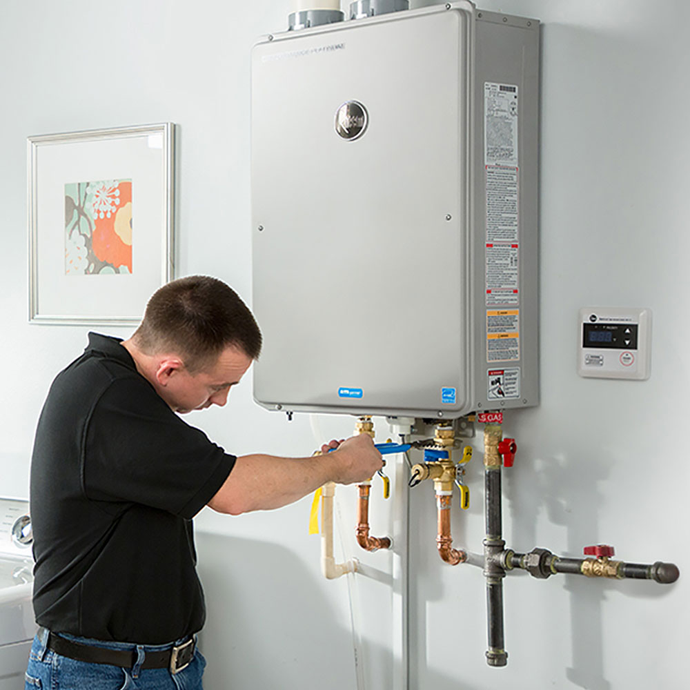 Gas Tankless Water Heater Reviews