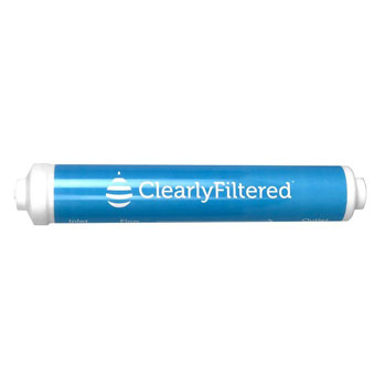 ClearlyFiltered Universal Inline Refrigerator Filter