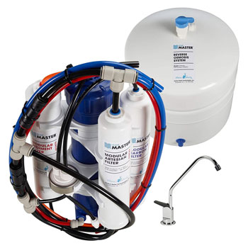 Home Master Artesian – Full Contact Reverse osmosis Water Filtration System