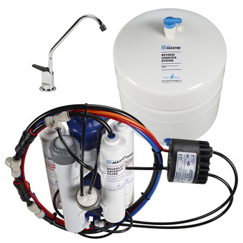 Home Master HydroPerfection RO Water Filter System