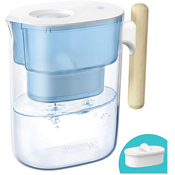 Waterdrop Chubby Water Filter Pitcher