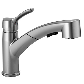 Delta Faucet Collins Pull Out