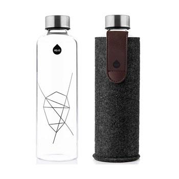 Equa Glass Water Bottle