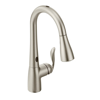Moen Arbor Motionsense Two-Sensor