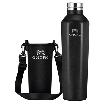 Omorc Vacuum Insulated Water Bottle