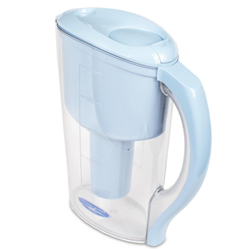 Water Pitcher Filter System by Crystal Quest