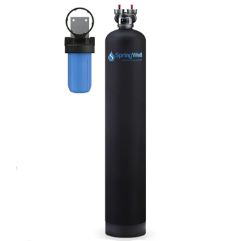 FutureSoft® Salt-Free Water Softener