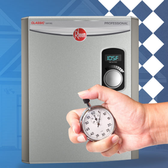 How Long Does a Water Heater Take to Heat Up?