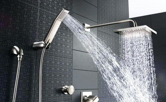 What is the Ideal Shower Head Height