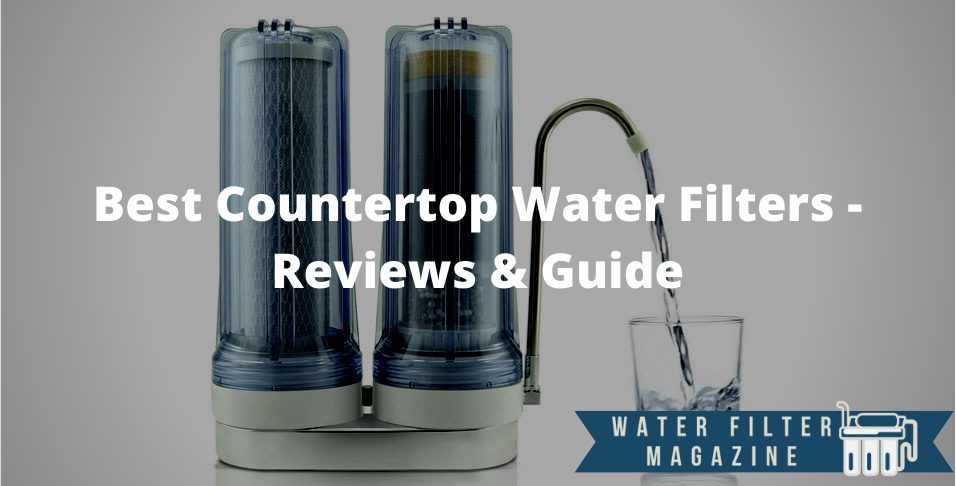 countertop water filtration