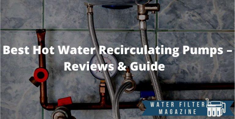 choosing hot water recirculating pumps