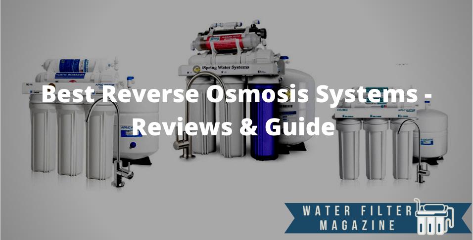 choosing reverse osmosis systems