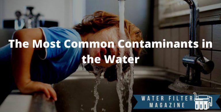common water contaminants