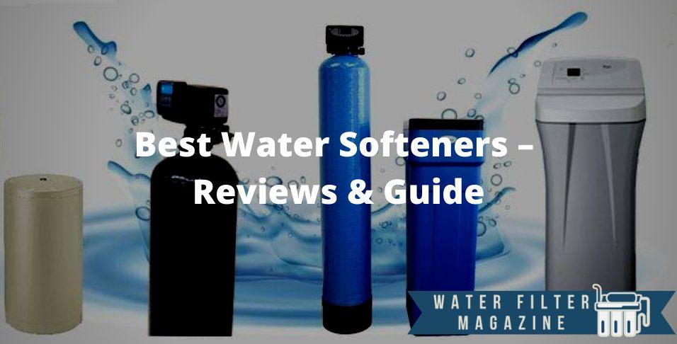 choosing water softeners