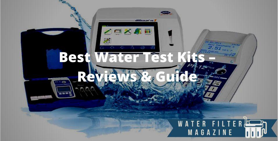 choosing water test kits