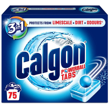 Calgon 3 in 1 Water Softener Tablets for Hard Water