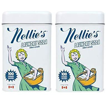 Nellie's Laundry Soda for Hard Water