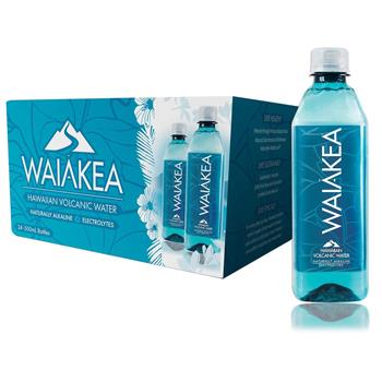 Waiakea Naturally Alkaline Hawaiian Volcanic Water