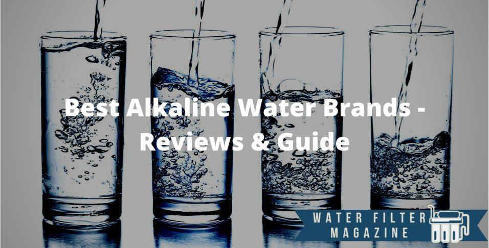 alkaline water brands to drink