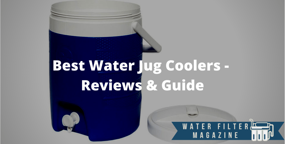 water and beverage jug coolers