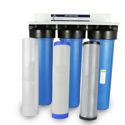 benefits of activated alumina water filtration system