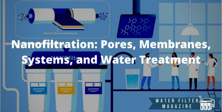 nanofiltration and water treatment
